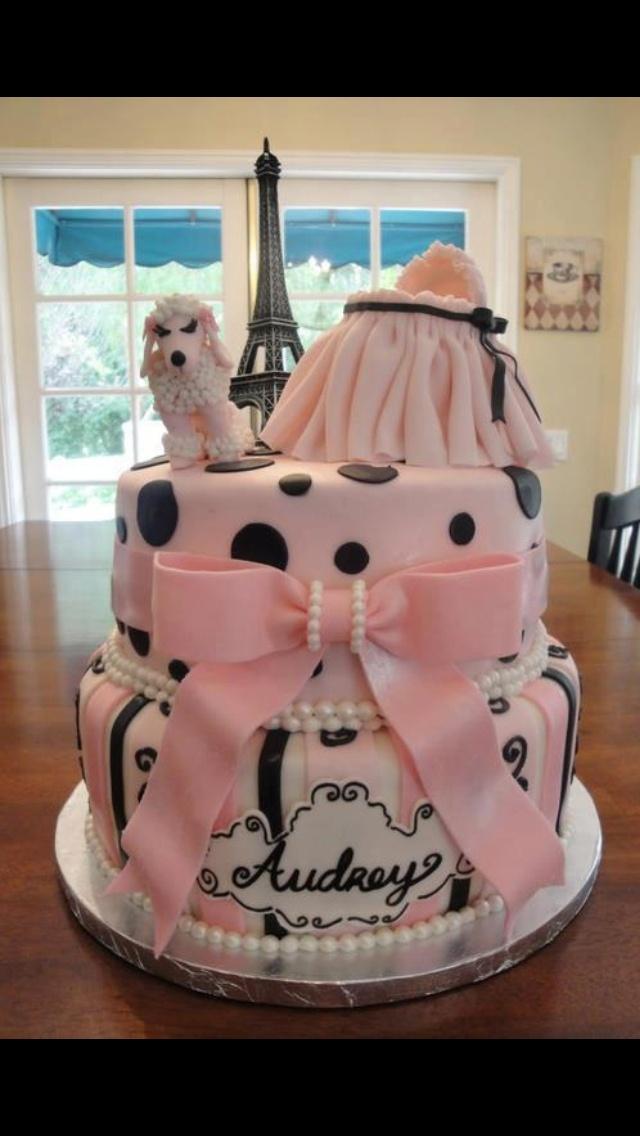 I love Paris cake!!!