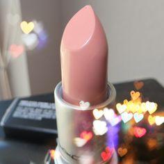 MAC Blankety Lipstick - my all time favorite lipstick.