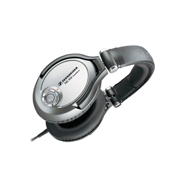Sennheiser PXC 450 - TalkThrough function: for easy communication with the people around you while wearing the headphones