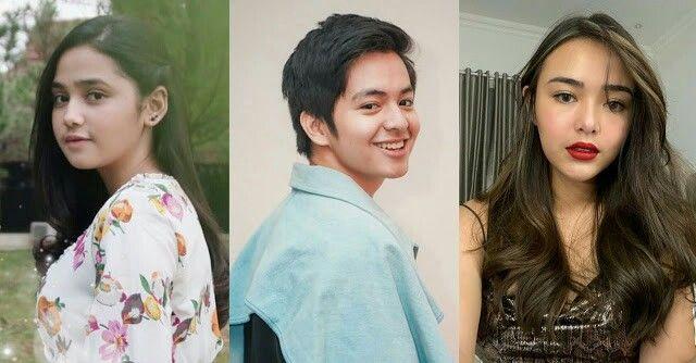 Syifa Hadju Angga Aldi Dan Amanda Manopo Putri Duyung Gambar Artis