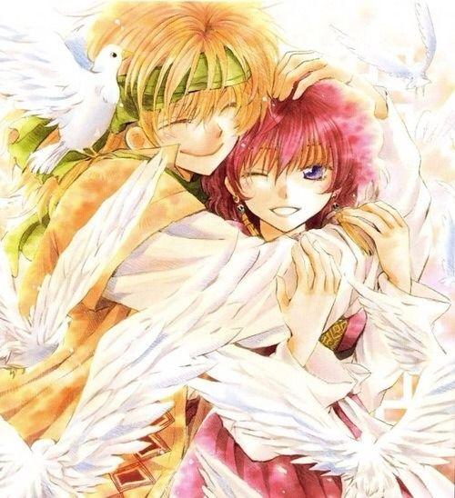 Yona of the Dawn (暁のヨナ) - Zeno & Yona