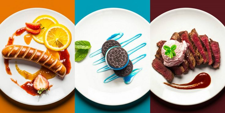 What pregnancy food cravings look like if they were served fancy