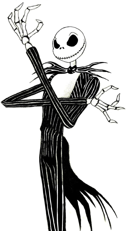 Mejores 111 imágenes de Jack Skeleton en Pinterest | La extraño ...