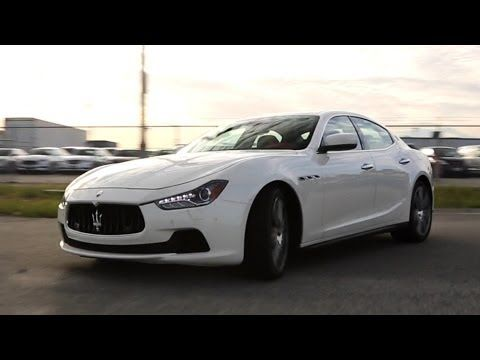 2014 Maserati Ghibli Video Review - Kelley Blue Book