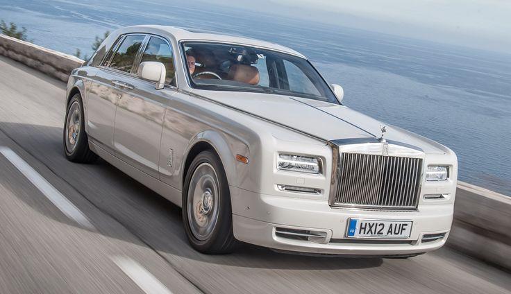 Rolls-Royce Phantom Series II: prices cut by up to $280,000 ...