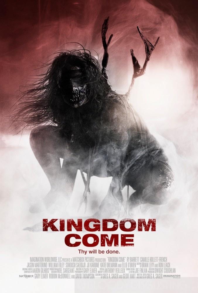 """Affiche pour """"Kingdom come"""" [Greg A. Sager, 2013]"""