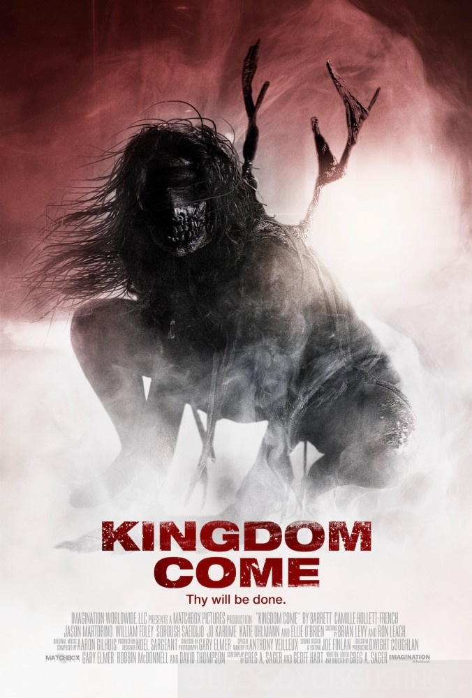 "Affiche pour ""Kingdom come"" [Greg A. Sager, 2013]"