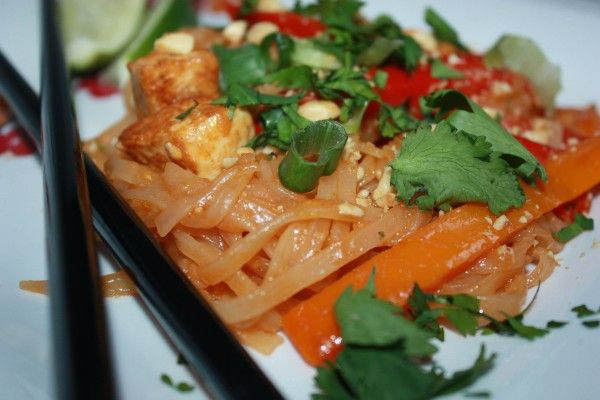 A recipe for Pad Thai