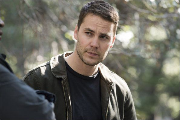 "Tv Series ""True Detective"" 2015/ Season 2 Creator: Nic Pizzolatto. Taylor Kitsch as Officer Paul Woodrugh"