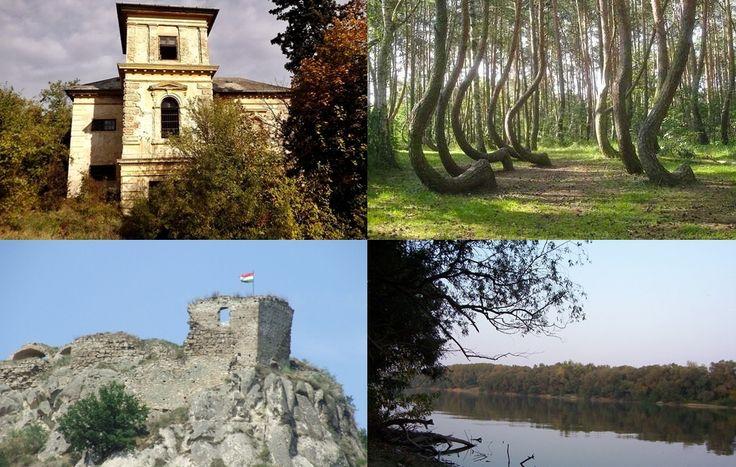 5+1 hátborzongató hely Magyarországon, ami horrorfilmben is szerepelhetne
