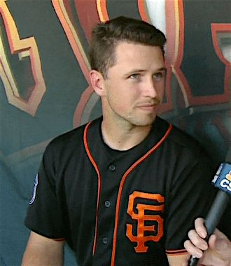 Buster Posey...He's perfect *sigh*
