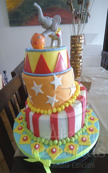 torta de circo