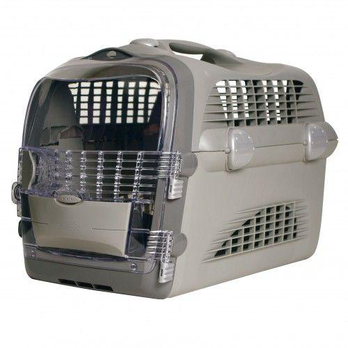Transport du chat - Caisse de transport Pet Cargo Cabrio pour chats