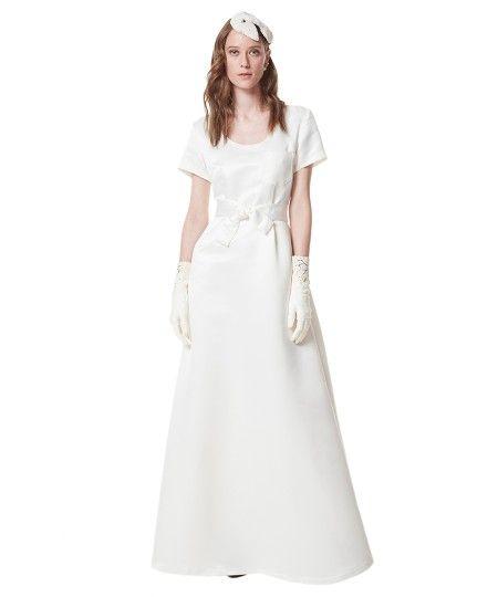 Vestido de Noiva Herchcovitch Off White