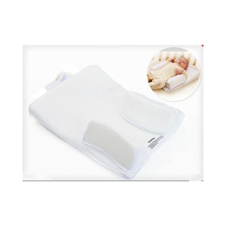 Superb Infant Baby Sleep Positioner Sleep System Crib Prevent Flat Head Infant  Pillow Ideas
