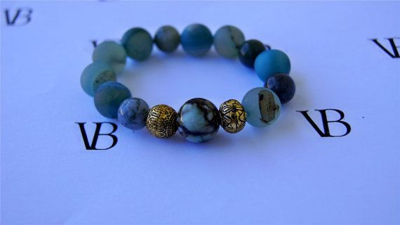This is one is by far my favorite! Hands down. My favorite color is also blue too :)  I want a vasylios Bracelet!Ugh