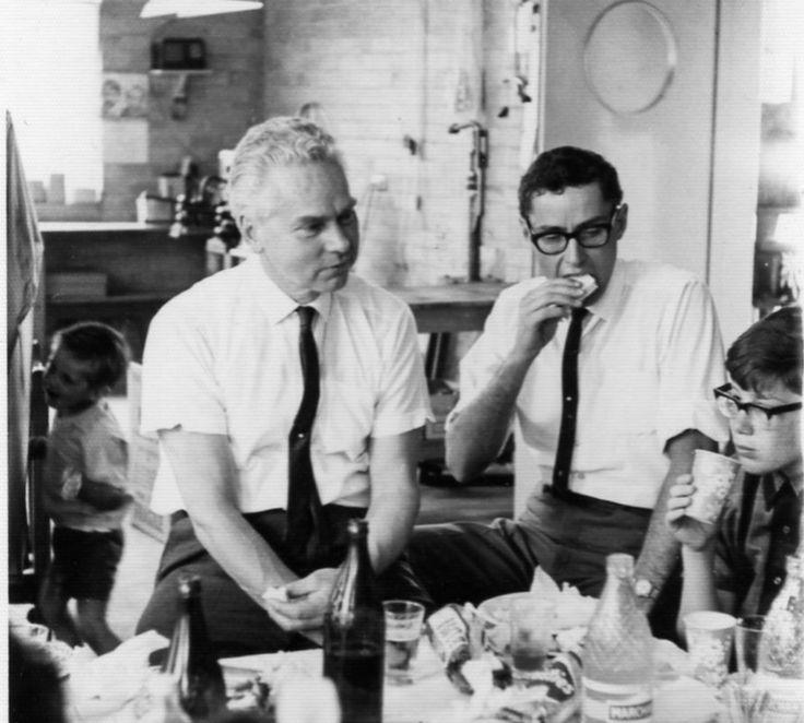 1965 || Adi and Ron Felder