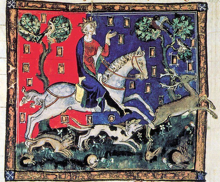"""""""#OTD 1216 King John of England dies. During his reign much of the Angevin Empire was lost, & Magna Carta was signed #history #medieval"""""""