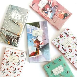 Set: Illustrated Diary + Pen from #YesStyle <3 iswas YesStyle.com