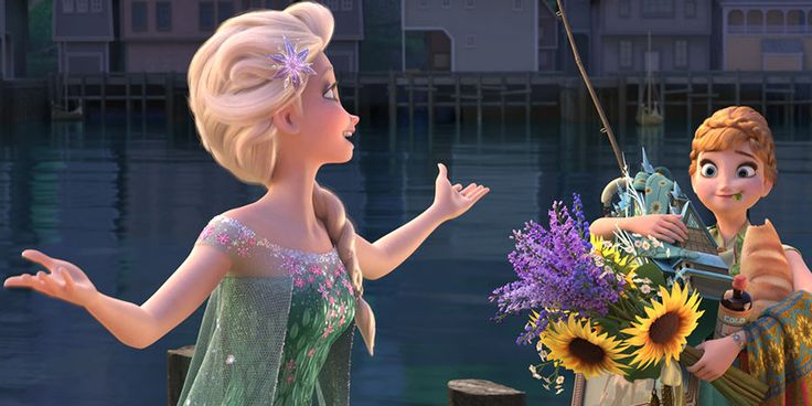 Quiz: Which Frozen Character Should Be Your Best Friend? | Quiz | Oh My Disney