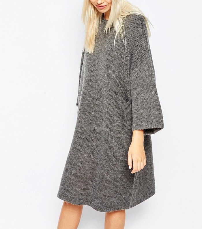 19 Winter Dresses You Can Wear 24/7 via @WhoWhatWearUK