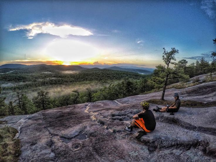 Dupont State Forest- one of my all-time favorite biking destinations! Here's a guide to an epic loop.