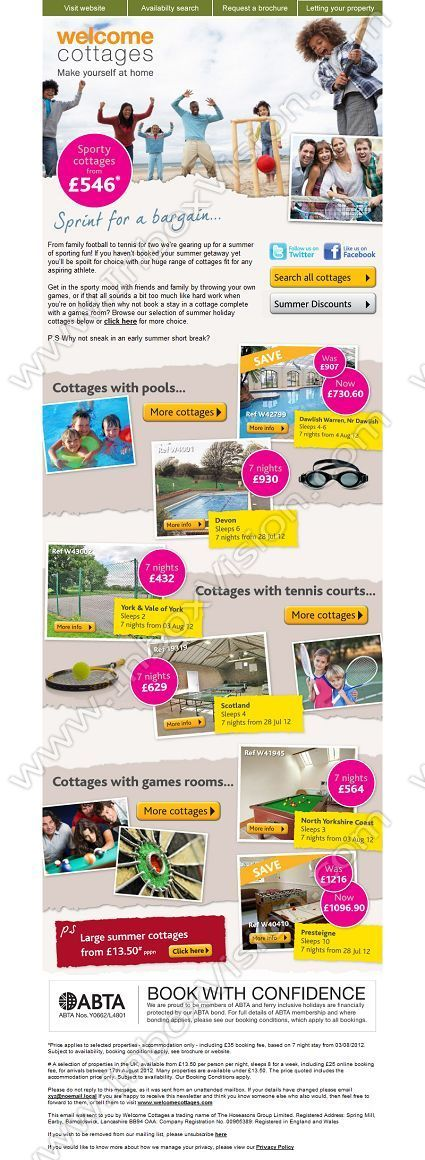 20 best welcome emails images on Pinterest Templates, Cart and - marketing email template