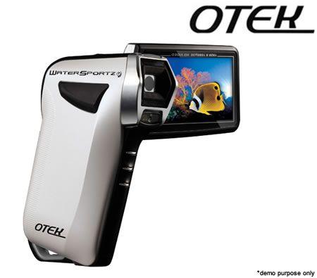 Otek High Definition Video Camcorder - Waterproof/1080p $149.95