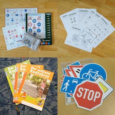 Ideenreise: Kleine Stationen zur Verkehrserziehung