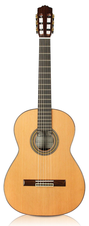 Amazon.com: Cordoba Solista CD Acoustic Nylon String ...
