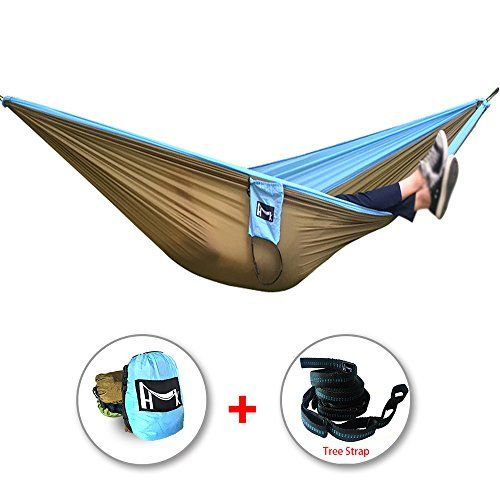 Funlife AllinOne Two Person hammock with Carabiners Available in variety of colors and size with hammock straps >>> Find out more about the great product at the image link.