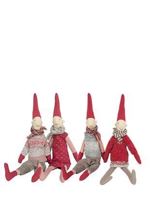 Nissejä on tulossa jouluun pitkästä aikaa...viime vuonna ei ollut, mutta tänä jouluna niitä saa...
