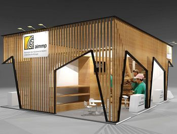 Stand AIMMP - Feira de Mobiliario, The Furniture Show Londres