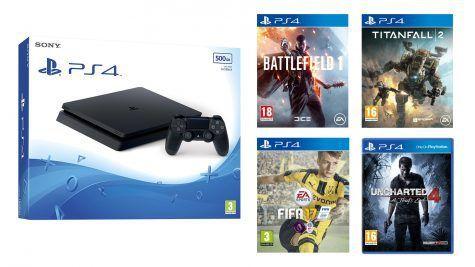 UK Black Friday Weekend Deals PS4 Deals Xbox One Deals 4K TV Deals