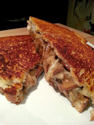 Slimming World Delights: Mushroom Melt