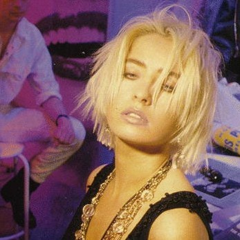 Wendy James (Transvision Vamp) ~ Yes! Yes I would! ... Still