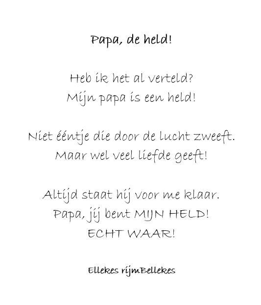Het is bijna Vaderdag! Tijd om de papa's in de klas eens in de bloemetjes te zetten. Want het zijn toch echte helden die papa's!