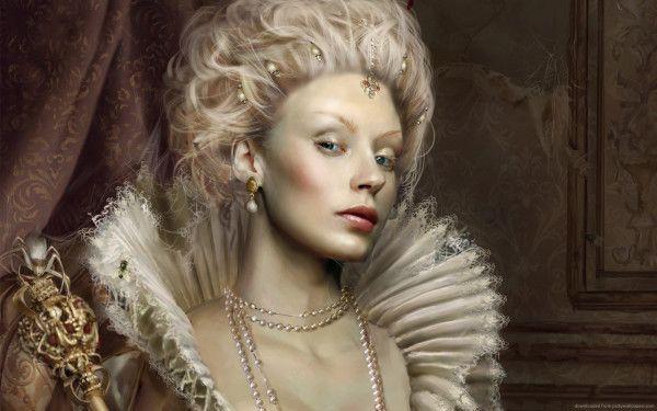 Nos filmes com temática medieval de Hollywood, vemos nobres abastados e belas damas maquiadas, penteadas e cheias de jóias, vestindo túnicas branquinhas. Tudo fachada, pois como muito já se falou, …