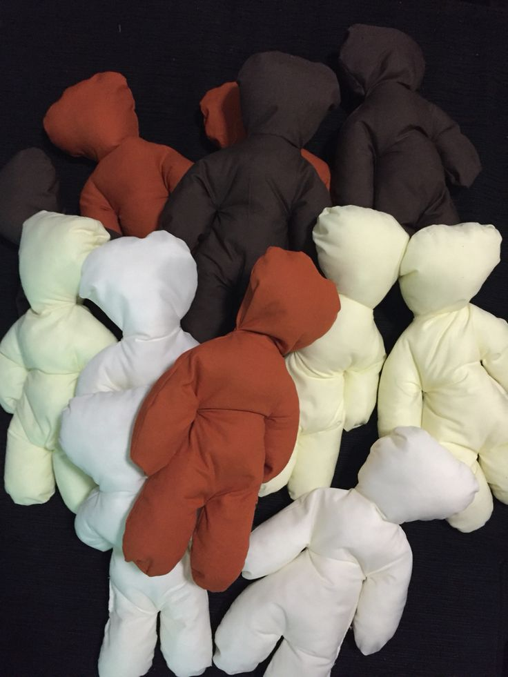 Soft dolls in various skin colour shades. Open ended resource for provoking discussions about diversity - Outcome 2: Children are Connected with and Contribute to their World