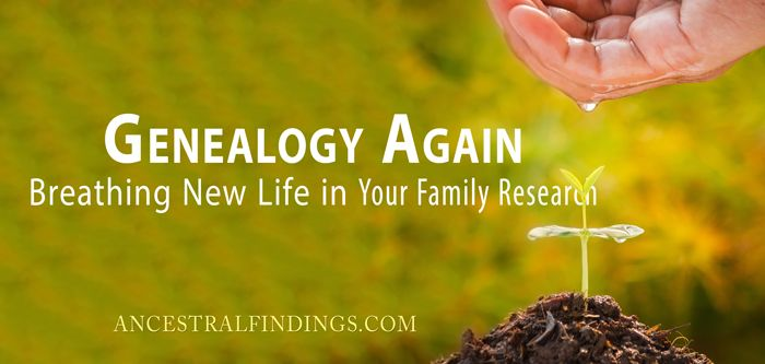 Do you need some ideas to make your genealogy research more interesting again? Here are four ideas to get you moving.