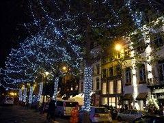Van 28 november tot en met 1 december 2013 kan je op de Zavel, een gezellige wijk in Brussel, terecht voor de Nocturnes van de Zavel. Prachtige decoratie, rode tapijten en sfeervolle standjes vormen het decor van dit evenement.