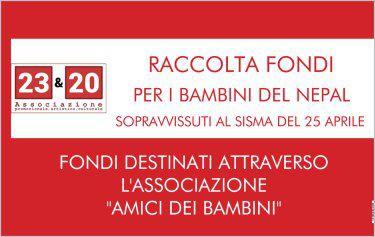 """Domani, sabato 9 maggio, saremo in Piazza Carducci a Varese per una raccolta fondi a favore dei bambini sopravvissuti al sisma in Nepal. In occasione della Festa della mamma sosterremo in progetto """"adotta una mamma in Nepal"""" dell'associazione Amici dei Bambini"""