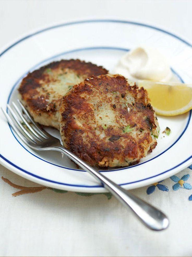 Fish Cakes | Fish Recipes | Jamie Oliver Recipes