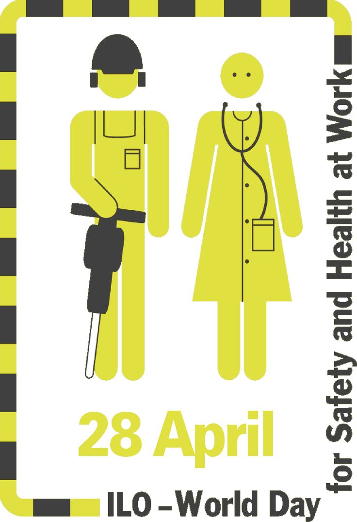 World Day for Safety and Health at work – the right to a safe and healthy working environment