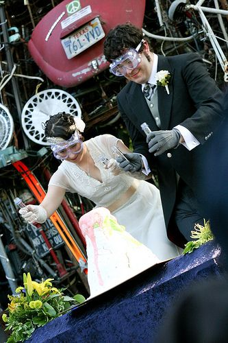 From sand to science: 14 unity ceremonies to symbolize your new partnership | Offbeat Bride