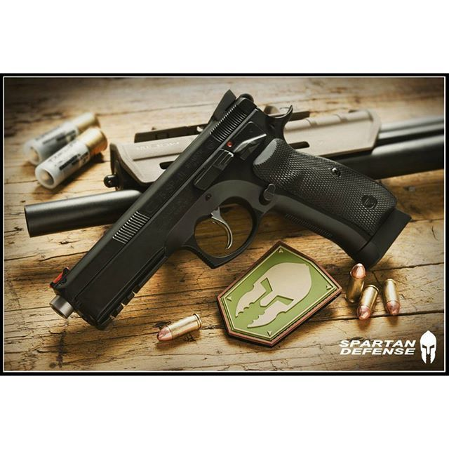 New Spartandefense PVC patch 2017 limited edition, for the promotion of activities and more..... Do you like it? Sorry guys, not for sale #army #guns #knives #tactical #operator #soldier #308 #223 #9mm #45acp #ar15 #smithandwesson #spartan #molonlabe #igmilitia #rangetime #firearmsphotography #cz75 #gunporn #selfdefense #modernwarrior #colt1911 #shotgun #92fs #beardsandguns #pewpewpew #tacticalphotographer #training #combat #patch