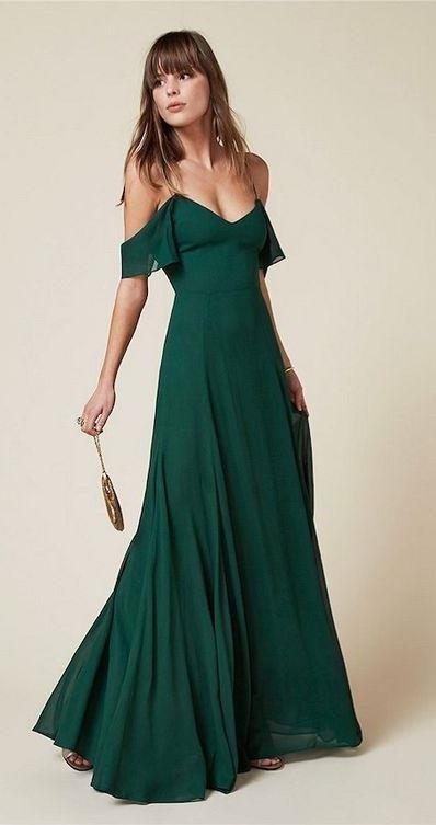 Iridescent evening dresses 2018 Elegant evening dresses