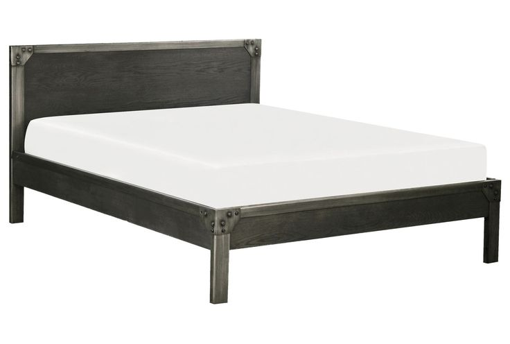 Trenton Eastern King Platform Bed