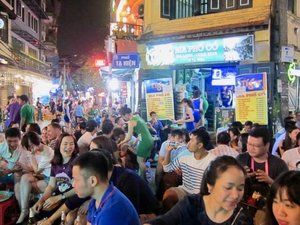 Ha Tien and MaMay Streets