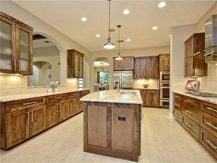 Gorgeous Chefu0027s Kitchen W/Thermador Appliances 115 Black Wolf Run, Austin,  TX 78738